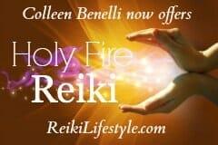 Usui / Holy Fire, Reiki ART/Master