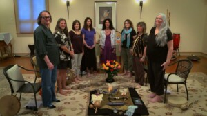 Still of shaman class group