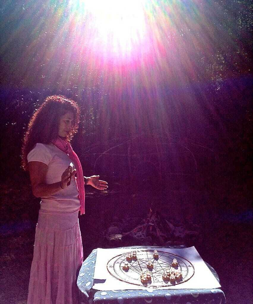Invocation and Intention in Shamanism and Energy Medicine